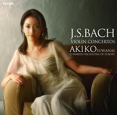 J.S. Bach Violin Concertos - Akiko Suwanai