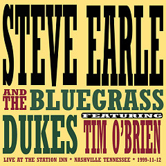 Live At The Station Inn (CD1) - Steve Earle
