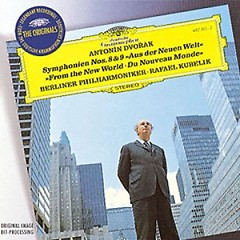 Dvorak, Symphonien Nr. 8 & 9