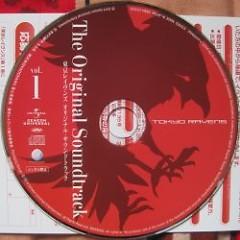 Tokyo Ravens Original Soundtrack Vol.1 CD1