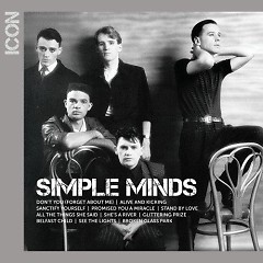 Icon - Simple Minds