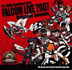 FALCOM LIVE 2007 Original Sounds (CD1)