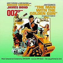 The Man With The Golden Gun OST