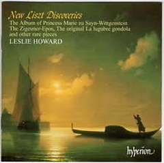 Liszt Complete Music For Solo Piano Vol.58 - New Liszt Discoveries No.1