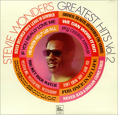 Greatest Hits Vol. 2 - Stevie Wonder