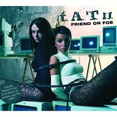 Friend Or Foe (UK Version)-EP