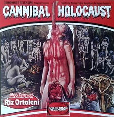 Cannibal Holocaust (Remastered) (Score)  - Riz Ortolani