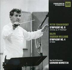 Peter Ilyich Tchaikovsky – Symphony No 6, Ralph Vaughan Williams – Symphony No 4