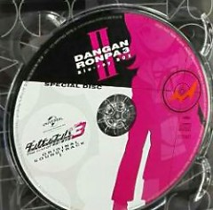 DANGANRONPA3 Blu-ray BOX II SPECIAL DISC CD1 - Takada Masafumi