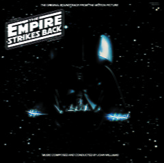 Star Wars : Episode V. The Empire Strikes Back OST (CD2)