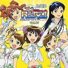 DJCD THE iDOLM@STER Radio For You! Vol.0