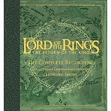 The Lord Of The Rings: The Return Of The King (The Complete Recordings) CD1