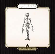 Danny Elfman & Tim Burton 25th Anniversary Music Box Disc 4 No.1