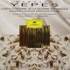 Chefs-D'oeuvre De La Guitare Espagnole CD2 - Narciso Yepes