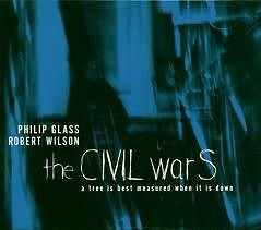 The CIVIL warS – A Tree Is Best Measured When It Is Down. Act V – The Rome Section