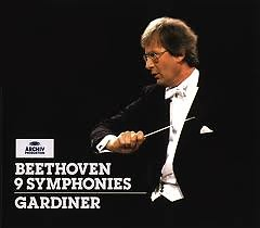 Beethoven:9 Symphonies CD3