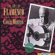 The Art Of Flamenco - Carlos Montoya
