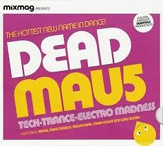 Tech Trance Electro Madness