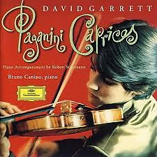 Paganini: 24 Caprices CD2 - David Garrett
