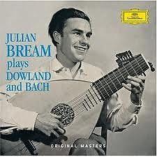 Julian Bream Plays Dowland And  Bach CD1 No.1