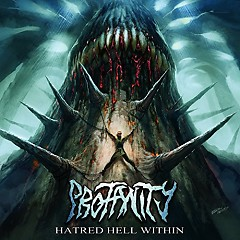 Hatred Hell Within - EP - Profanity