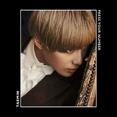 Press Your Number (Japanese) - TAEMIN
