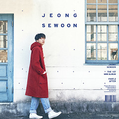The 1st Mini Album Part.2 'After' - Jeong Sewoon