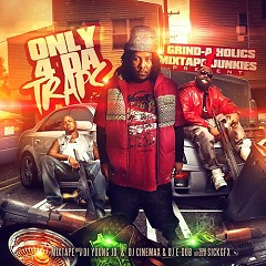 Only 4 Da Traps (CD1)