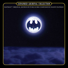 Batman (Expanded Archival Edition) OST (CD2) [Part 2]