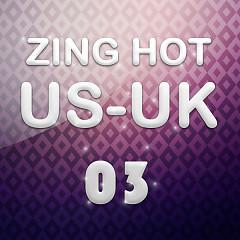 Nhạc Hot US-UK Tháng 03/2013
