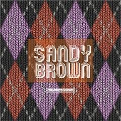 Never Let Me Go (Single) - Sandy Brown