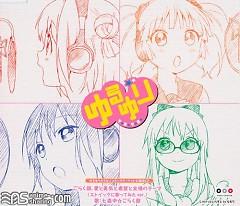 Yuru Yuri no Uta Komiket 81 Gentei CD - Nanamorichu☆Gorakubu