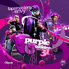 Purple Codeine 31 (CD1)