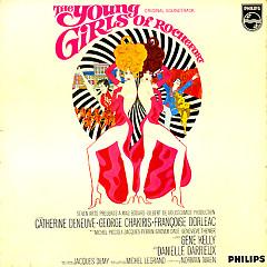 Les Demoiselles De Rochefort (The Young Girls of Rochefort) OST (Score) - Michel Legrand