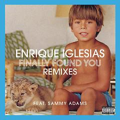 Finally Found You (Remixes) - EP