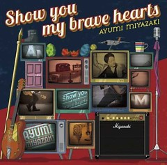 Show you my brave hearts