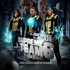 Supreme Team 6 (CD1)