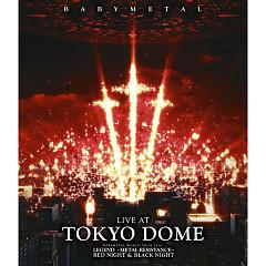 LIVE AT TOKYO DOME CD1 - BABYMETAL