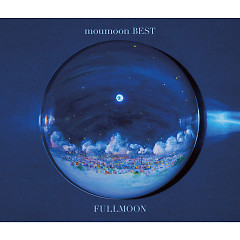 moumoon BEST -FULLMOON- CD1 - moumoon