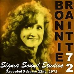 Sigma Sound Philadelphia - Bonnie Raitt