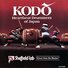Heartbeat Drummers of Japan - Kodo