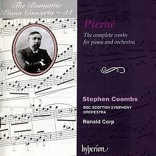 The Romantic Piano Concerto, Vol. 34 – Pierne - Stephen Coombs,BBC Scottish Symphony Orchestra,Ronald Corp