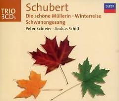 Schubert: Die Schone Mullerin, Winterreise, Schwanengesang CD2 No.1 - Peter Schreier,Andras Schiff