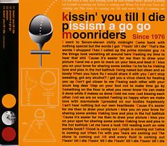 Kissin' You Till I Die , Pissism A Go Go