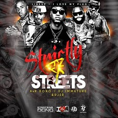 Strictly For The Streets (CD1)