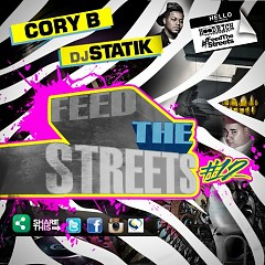 Feed The Streets 12 (CD1)