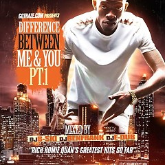 Difference Between Me & You (CD1)
