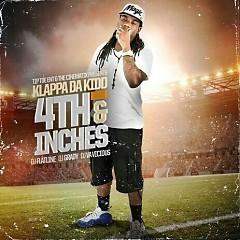 4th & Inches (CD2) - Klappa Da Kidd