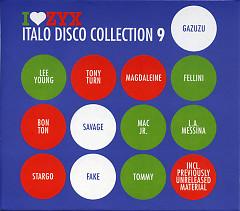 I Love ZYX Italo Disco Collection 9 cd3