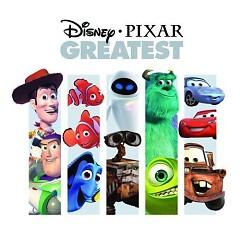 Disney Pixar Greatest (CD1)